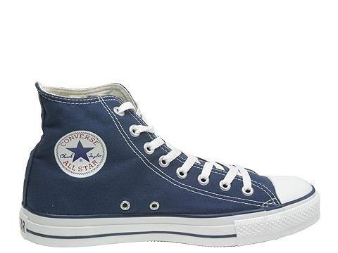 Кеды Converse высокие (синие)