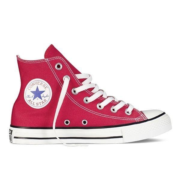Кеды Converse высокие (красные)