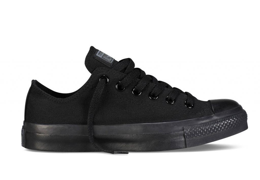 Кеды Converse низкие (черные)