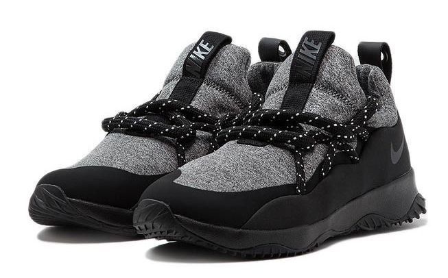 Кроссовки Nike City Loop (Black/Grey)