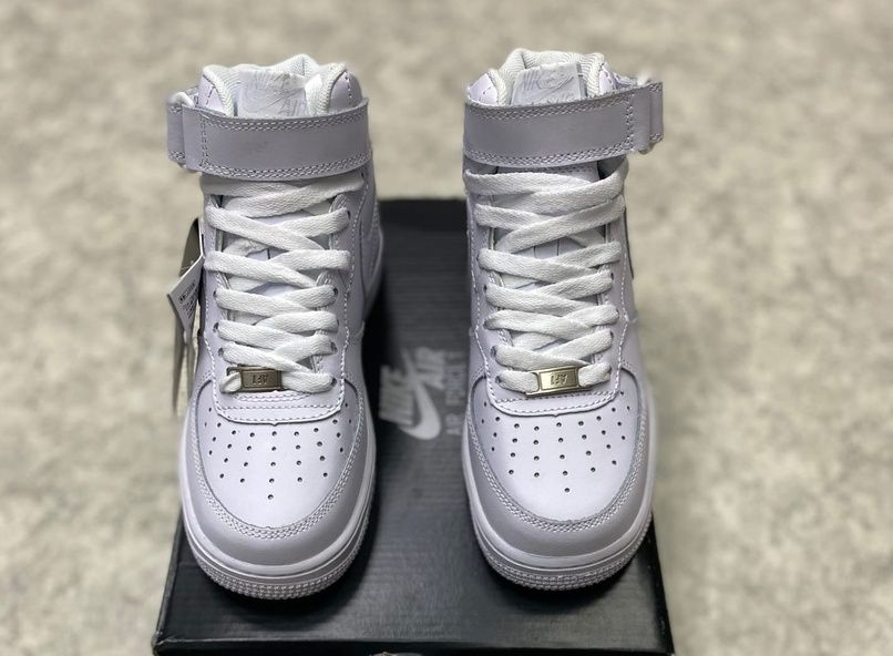 кроссовки Nike Air Force 1 Mid 07 White