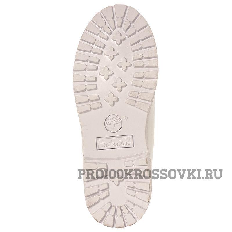 Женские Timberland 6 Inch Premium Waterproof Boots (Wheat Nubuck) белые