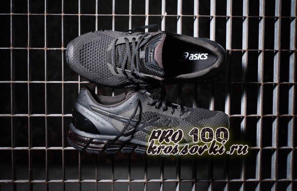 Asics GEL-Quantum 360 Knit Black