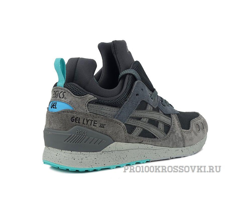 Кроссовки мужские Asics Gel Lyte MT купить в Москве grey/green