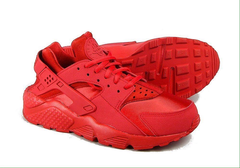 Nike Air Huarache красные