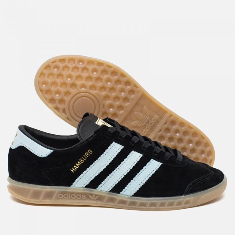 Adidas Hamburg черные