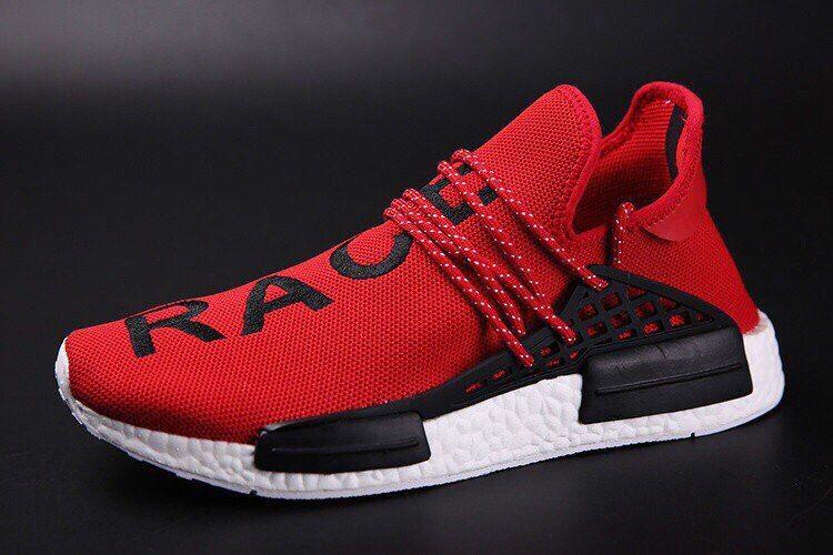 Adidas NMD HumanRace  (Red)