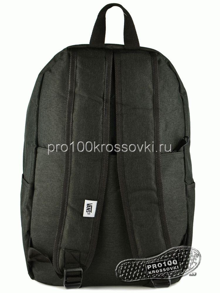 Рюкзак городской Vans черный