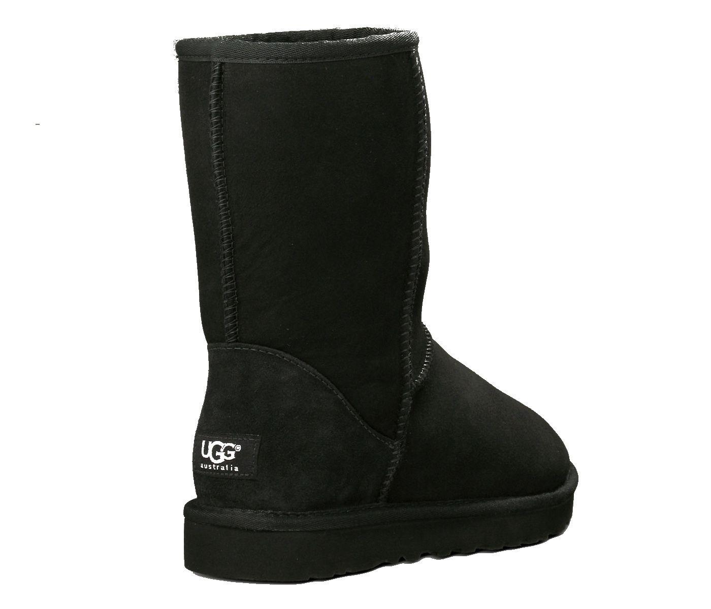UGG Classic Short Black