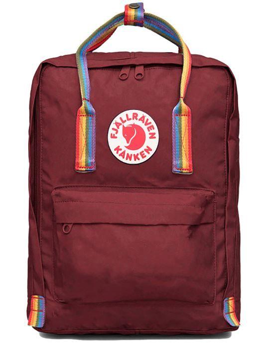 Рюкзак Kanken Rainbow Ox Red