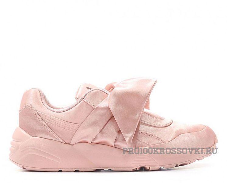 Puma Fenty Bow (Pink/Розовые)