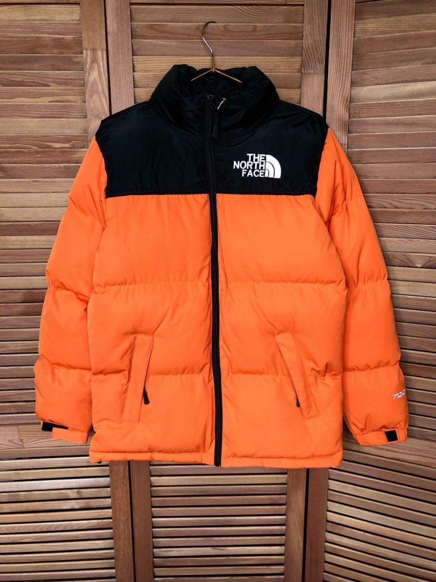 Зимняя куртка The North Face Retro Nuptse Jacket (Persian Orange)