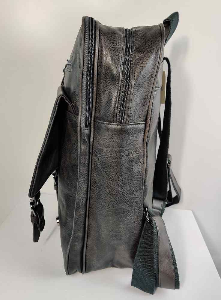Рюкзак кожаный городской Bruno Cambridge