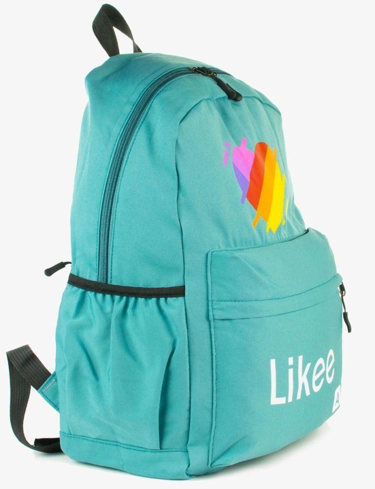 Городской рюкзак Likee зеленый