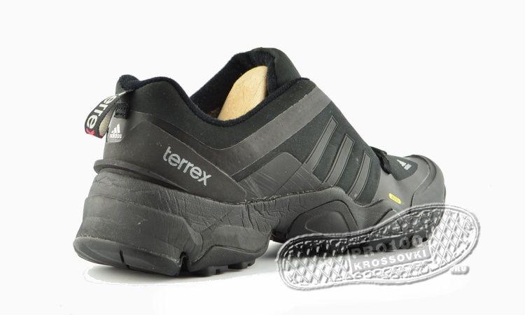 Мужские кроссовки Terrex Black