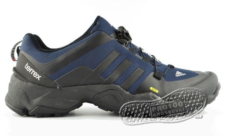 Мужские кроссовки Terrex Black/Blue