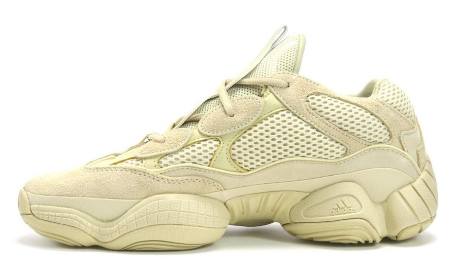 "Adidas Yeezy Boost 500 ""Super Moon Yellow"""