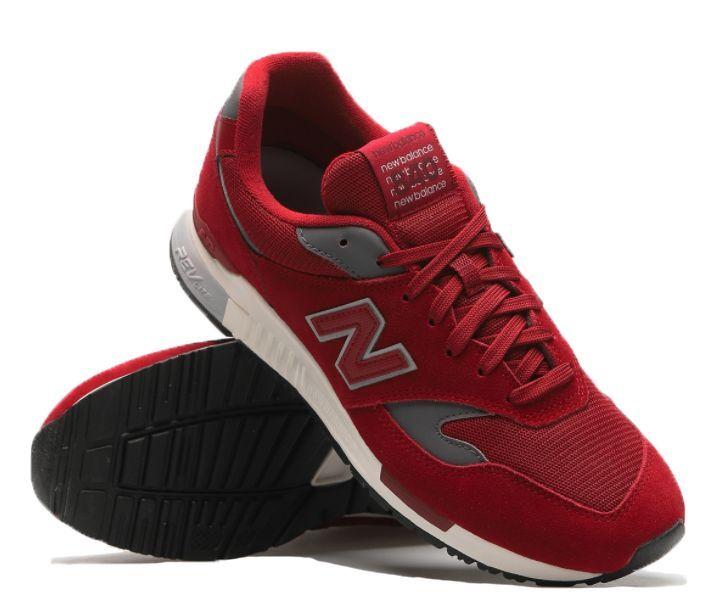 кроссовки New Balance 840 красные (Scarlet)