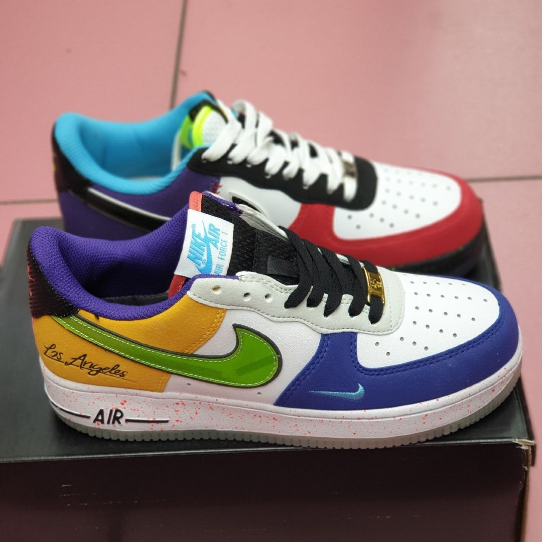 """Nike Air Force 1 07 LV8 """"What the LA"""""""