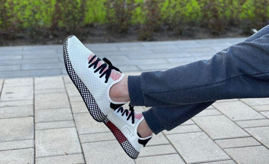 кроссовки  Adidas Deerupt