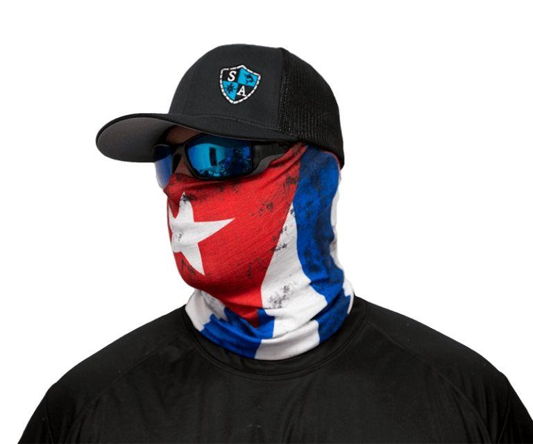 Бандана-бафф с флагом Кубы SA Cuba