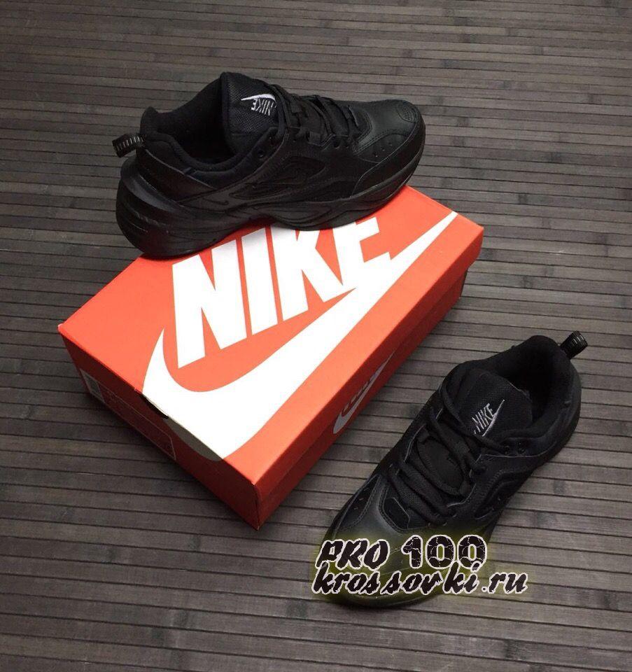 Nike M2K Tekno Triple Black