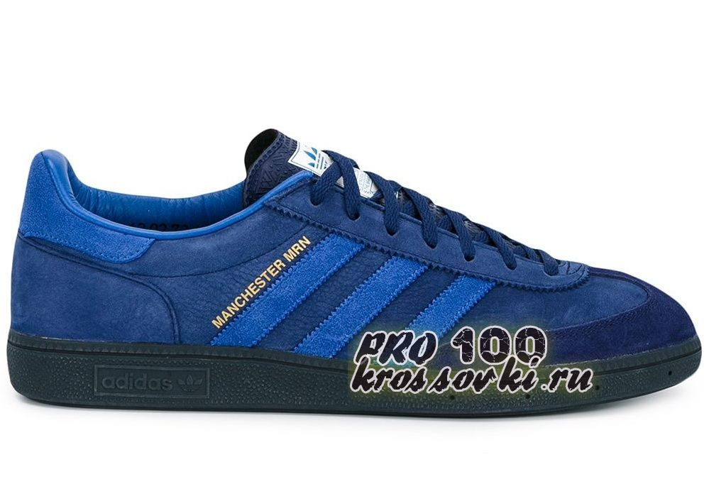 "Adidas Manchester Spezial  ""Marine"""