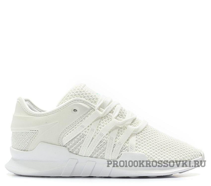 Мужские белые кроссовки Adidas EQT Support ADV
