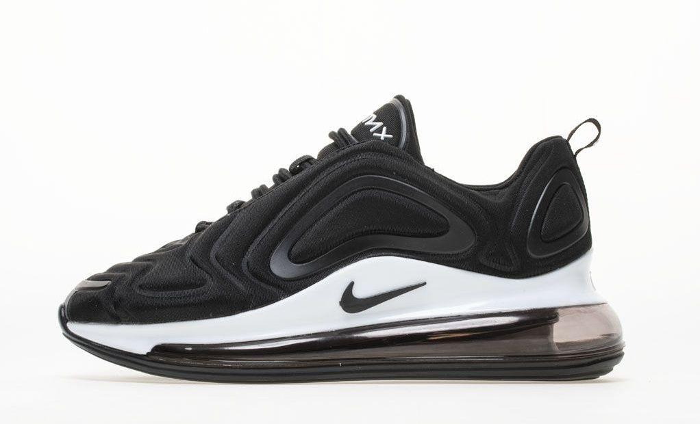 Кроссовки Nike Air Max 720 Black-White