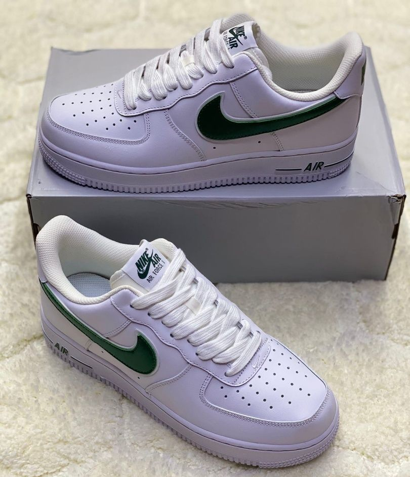 Air Force 1 Low White Gym Green