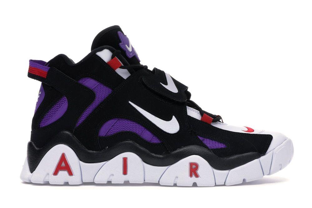 кросоовки Nike Air Barrage Mid Raptors