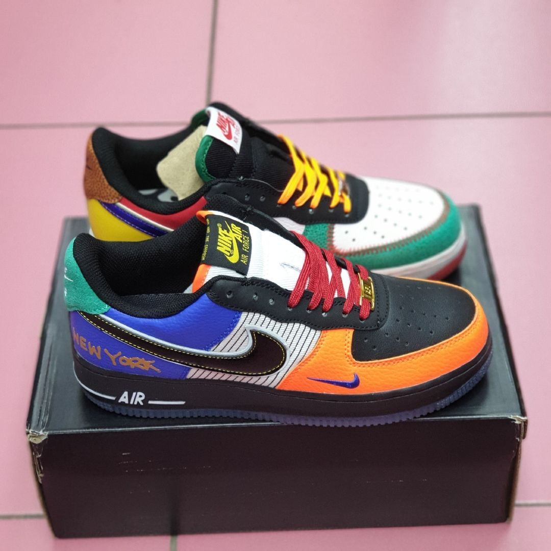 """Nike Air Force 1 Low """"What The NYC"""""""