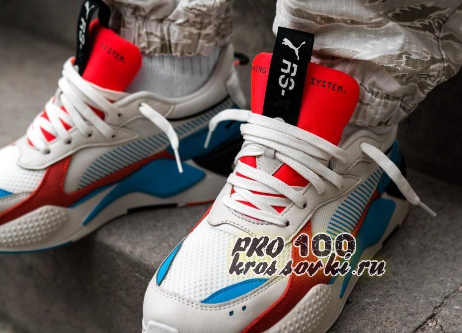 Кроссовки Puma RS-X Reinvention
