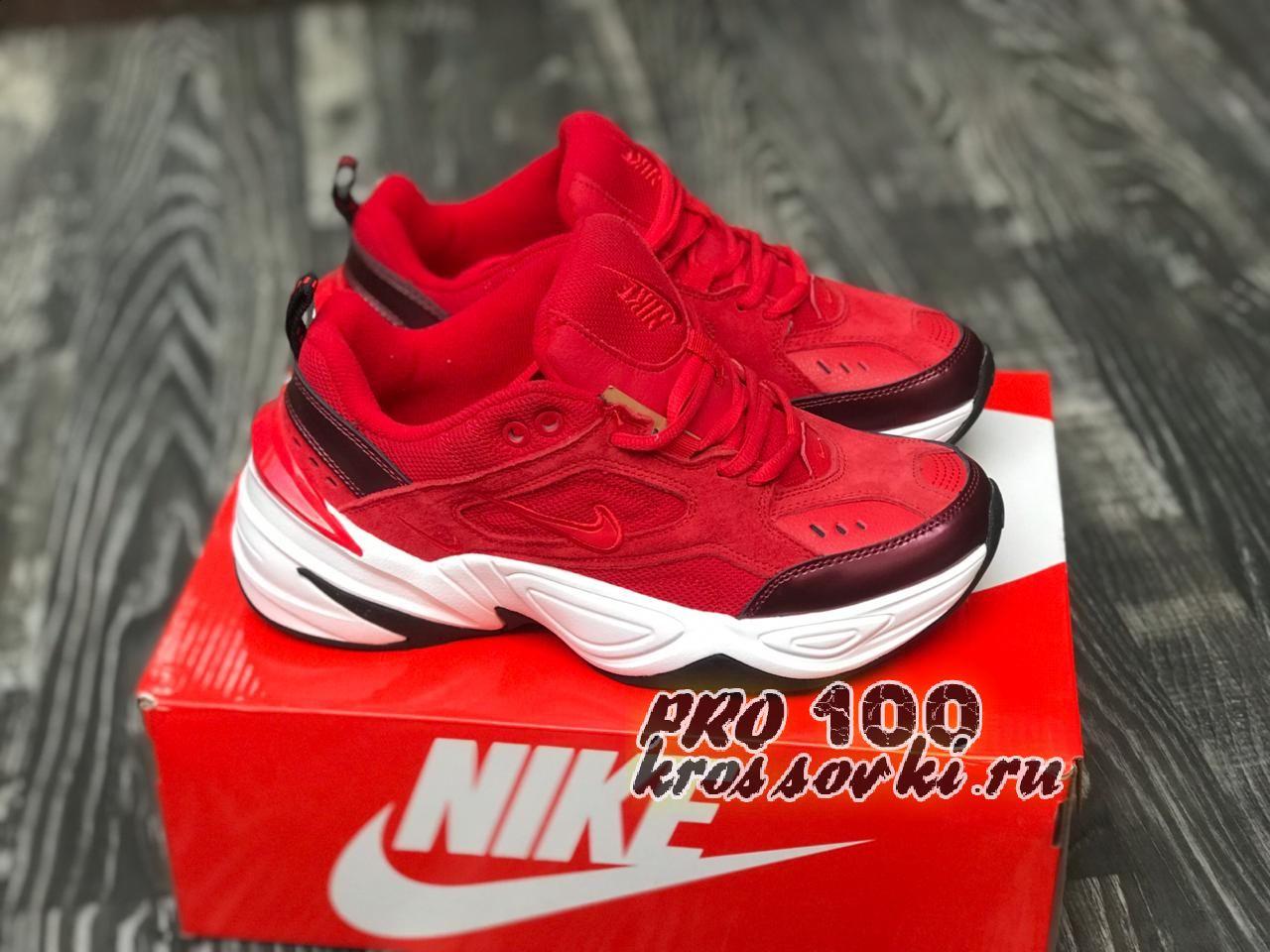 Кроссовки Nike M2K Tekno Red