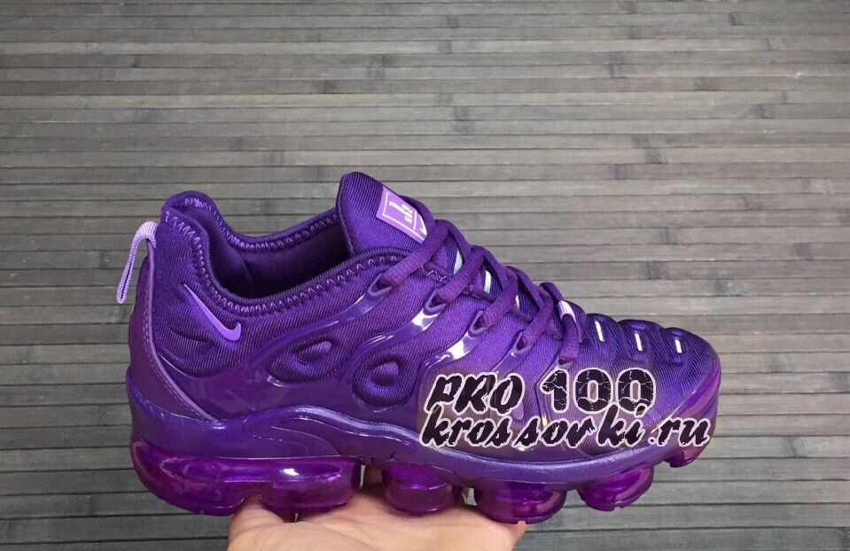 Nike Air Max Vapormax Plus фиолетовые