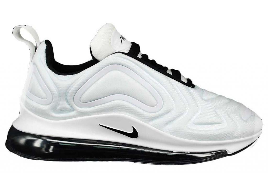 Кроссовки Nike Air Max 720 White -Black