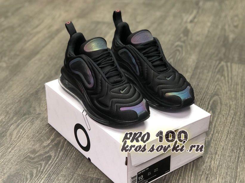 Кроссовки Nike Air Max 720 Black Gologram