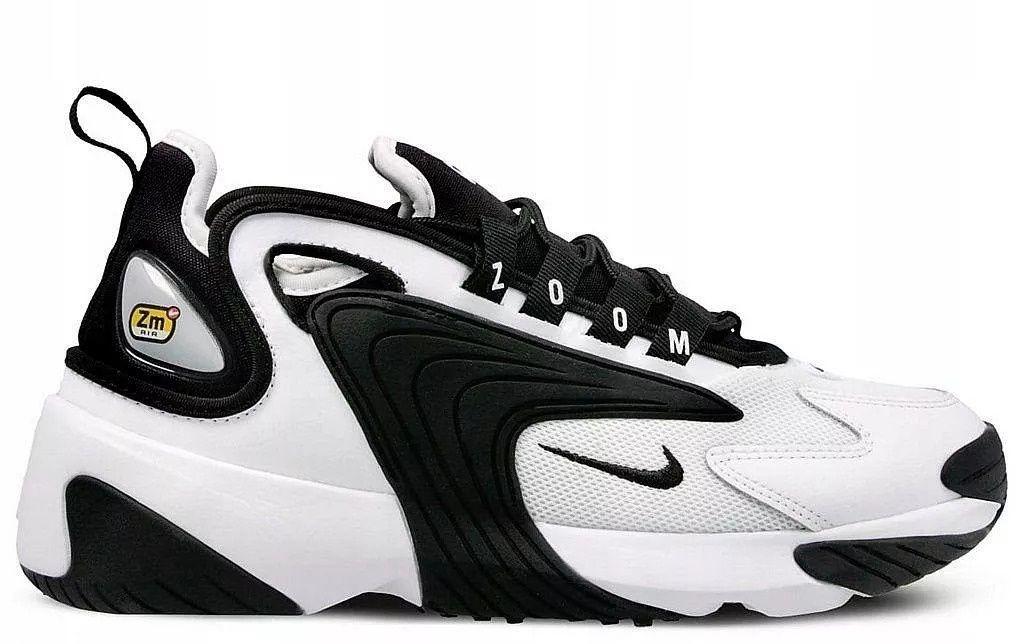 Кроссовки женские Nike Zoom 2K Black-White