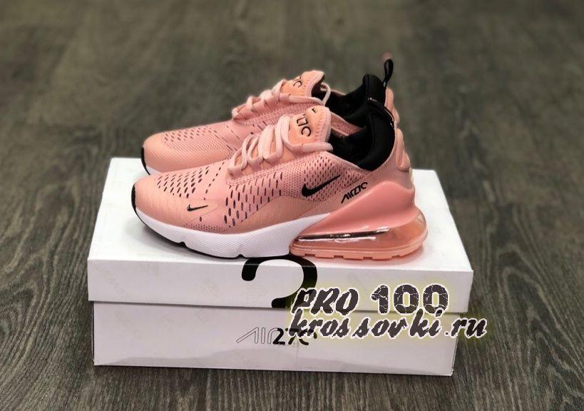 Кроссовки Air Max 270 Lite Pink