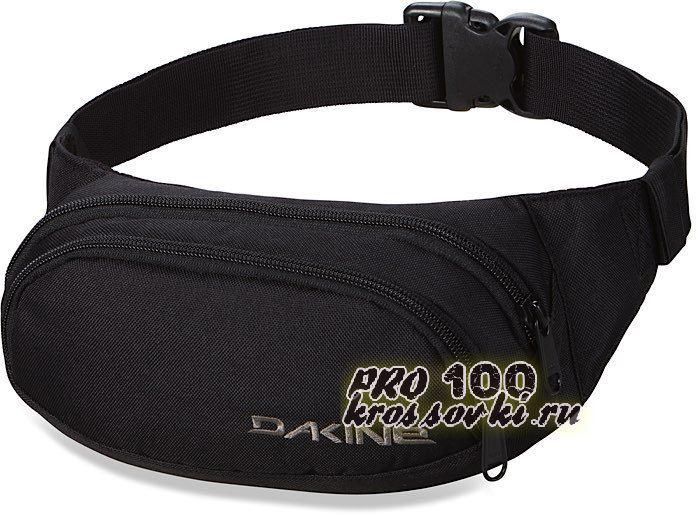 Сумка на пояс мужская Dakine Hip Pack темная
