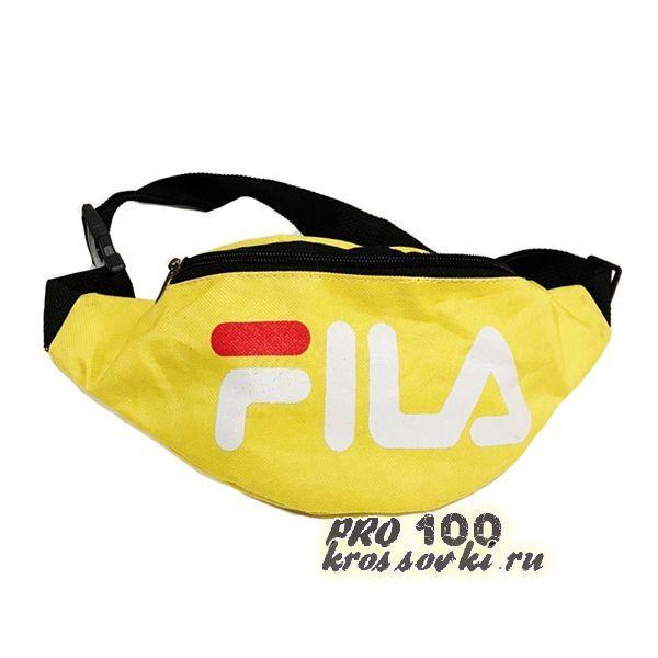 Сумка на пояс Fila в ассортименте