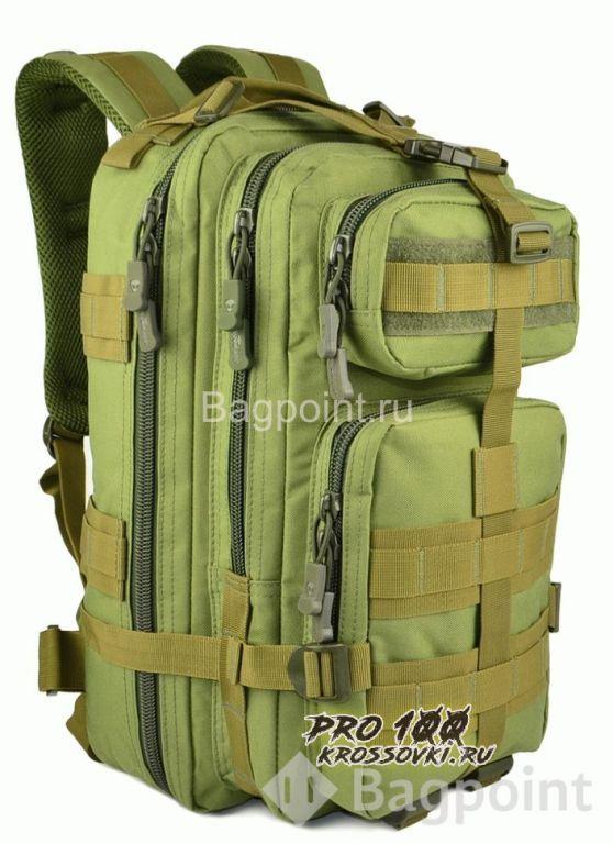 Тактический рюкзак M. Martin 5025 олива