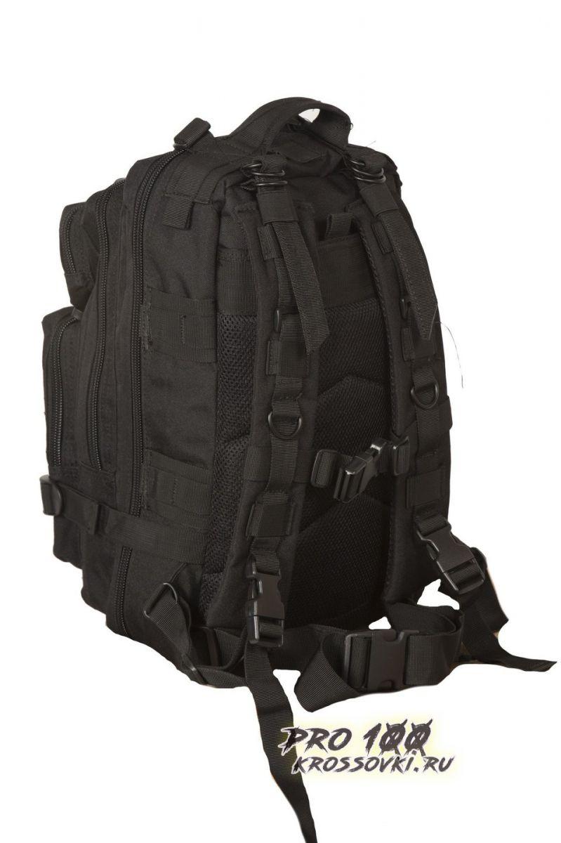 """Небольшой тактический рюкзак """"Охотник"""" 20л черный"""