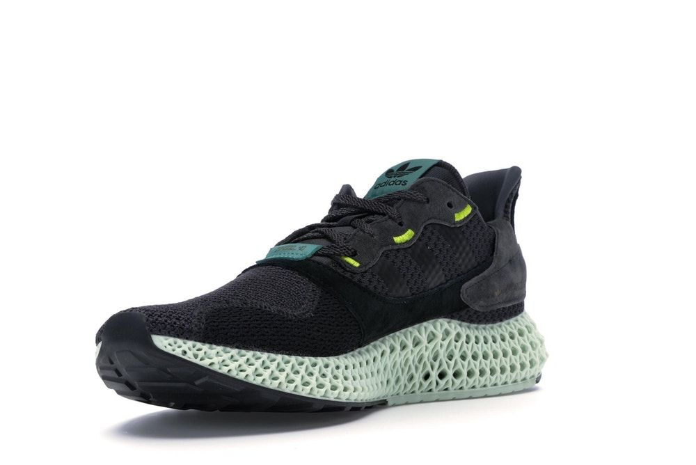 Кроссовки Adidas ZX 4000 4D Carbon