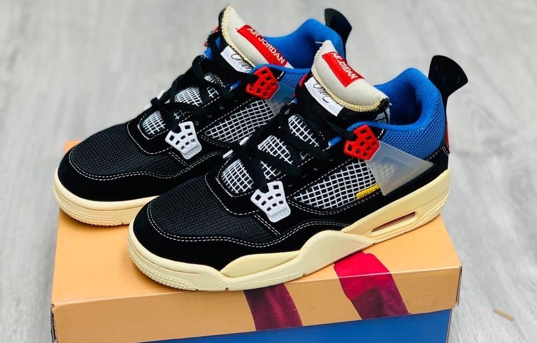 Кроссовки Nike Air Jordan 4 Retro Union SP