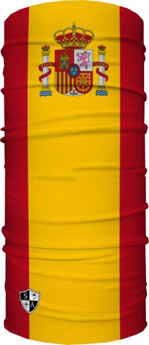 Бандана- бафф с флагом SA Spain Flag