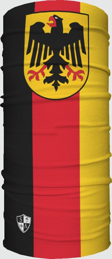 Бандана - бафф с флагом SA Germany Flag