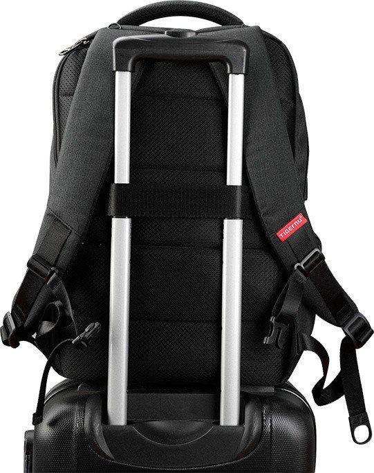 Деловой рюкзак Tigernu на 20л черный