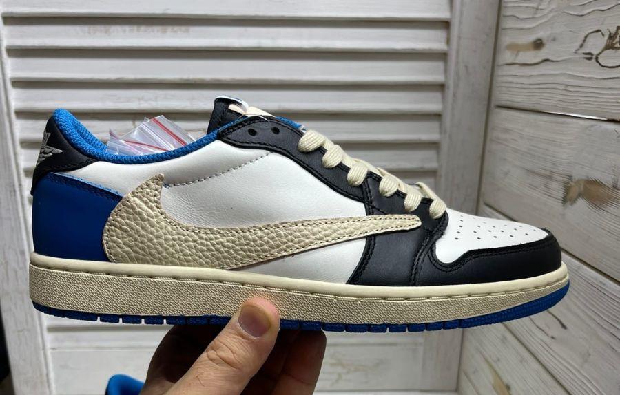 Nike SB Low Fragment x Travis Scott