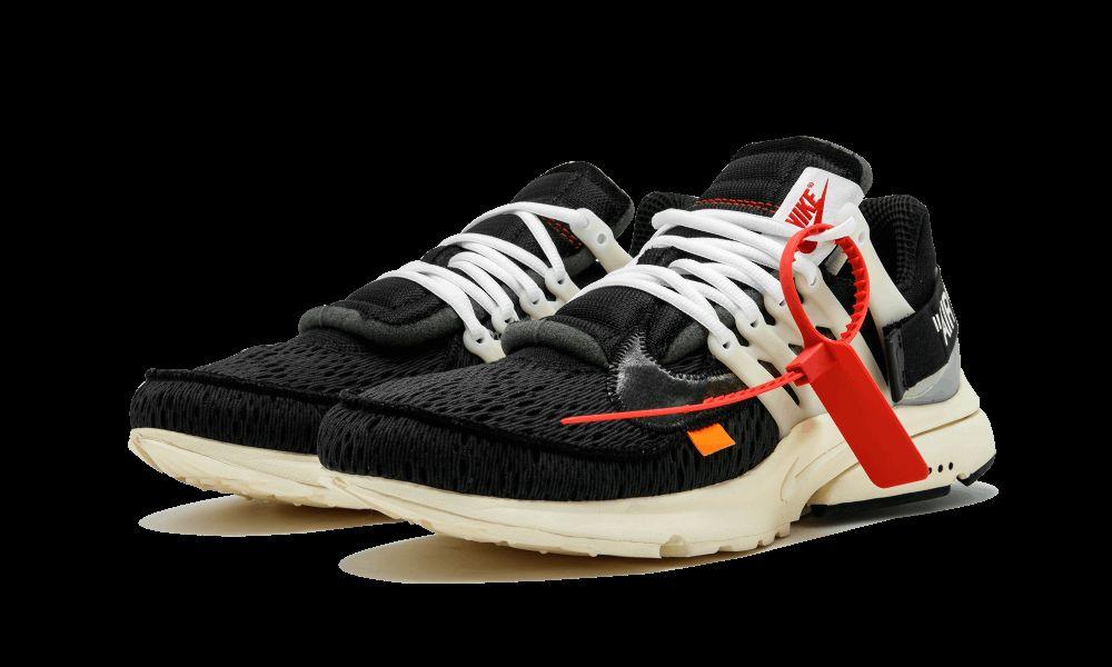 bf12b343 Кроссовки Off White X Nike Air Presto купить недорого